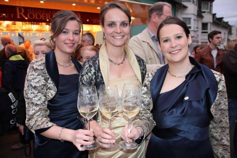 Bilder vom Fest der Römischen Weinstraße 2015