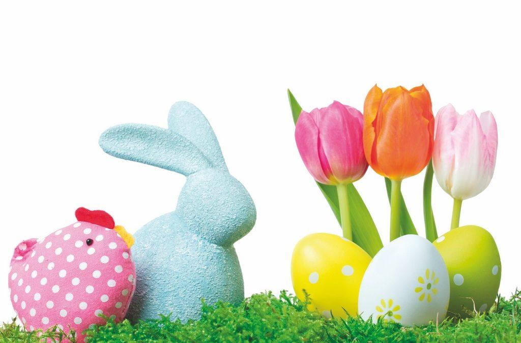 Oster- und Kreativmarkt am verkaufsoffenem Sonntag 25. März 12 bis 17 Uhr